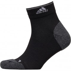 adidas Energy Thin One Pair Black/Dark Grey Heather/White