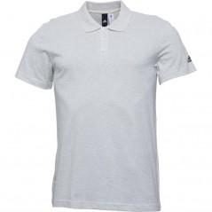 adidas Essentials Base Polo White Melange