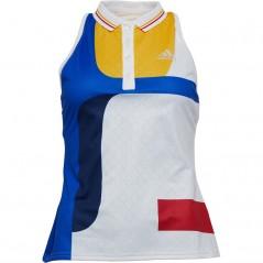 adidas x Pharrell Williams NY Colorblock Tennis Chalk White