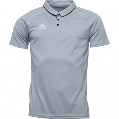 adidas Tiro 17 Polo Stone/Black/White