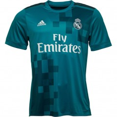 adidas RMCF Real Madrid Third Vivid Teal/Grey/White