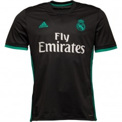 adidas RMCF Real Madrid Away Black/Aero Reef