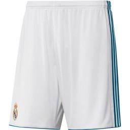 adidas RMCF Real Madrid Home White/Vivid Teal