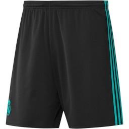 adidas RMCF Real Madrid Away Black/Aero Reef