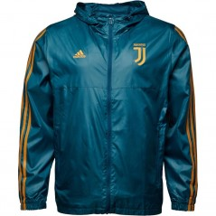 adidas Juventus 3 StWindbreaker Petrol Night/Blue Night