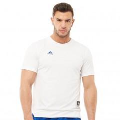 adidas Ekit Shooter BasketJersey White/Collegiate Royal