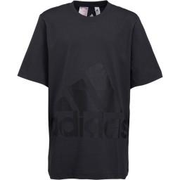 adidas Essentials Big T-Carbon/Black
