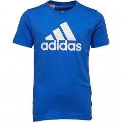 adidas Essentials Oversize T-Blue/White