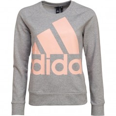 adidas One Series SweatMedium Grey Heather/Haze Coral