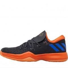 adidas Harden B/E BasketCarbon/Hi-Res Blue/Hi-Res Red