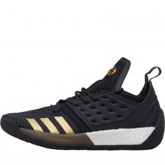 adidas Harden Vol 2 BasketBlack/Utility Black/Gold Metallic
