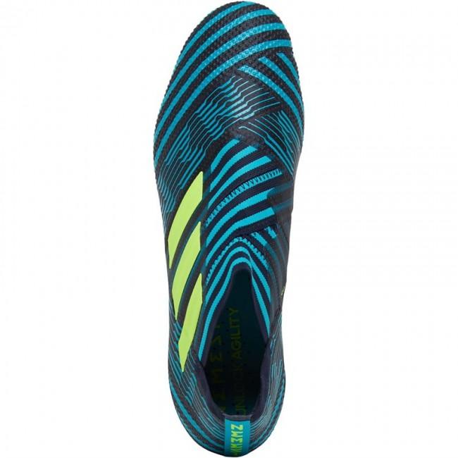 adidas Nemeziz 17+ 360 Agility FG Legend Ink/Solar Yellow/Energy Blue