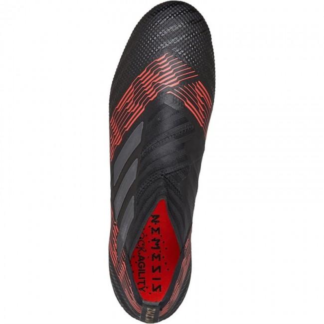 adidas Nemeziz 17+ 360 Agility FG Black/Black/Solar Red