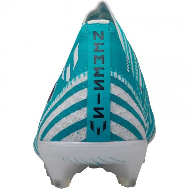 adidas Nemeziz Messi 17+ 360 Agility FG White/Legend Ink/Energy Blue