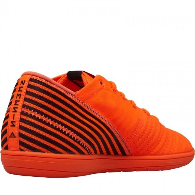 adidas Nemeziz 17.4 IN Sala Solar Orange/Black/Black