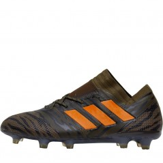 adidas Nemeziz 17.1 FG Trace Olive/Bright Orange/Black