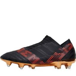 adidas Nemeziz 17+ 360 Agility SG Black/Black/Solar Red