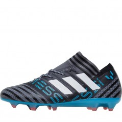 adidas Nemeziz Messi 17.1 FG Grey/ White/Black