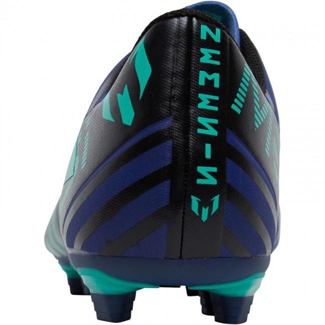 adidas Nemeziz Messi 17.4 FXG Unity Ink/Hi-Res Green/Black