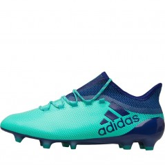 adidas X 17.1 FG Aero Green/Unity Ink/Hi-Res Green
