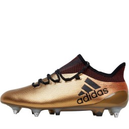 adidas X 17.1 SG Tactile Gold Metallic/Black/Solar Red