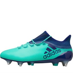 adidas X 17.1 SG Aero Green/Unity Ink/Hi-Res Green