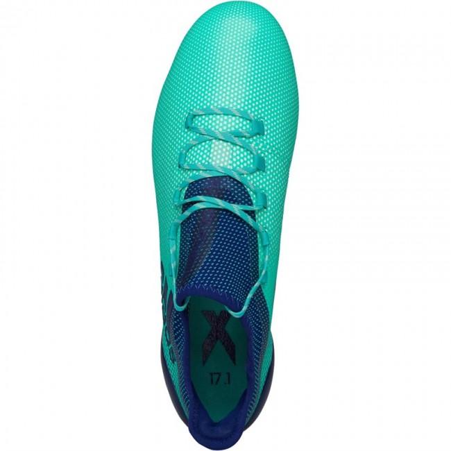 adidas X 17.1 SG Aero Green/Unity Ink/Hi-Res Green