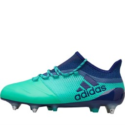 adidas X 17.1 SG Leather Unity Ink/Unity Ink/Hi-Res Green