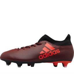 adidas X 17.3 SG Black/Solar Red/Solar Orange