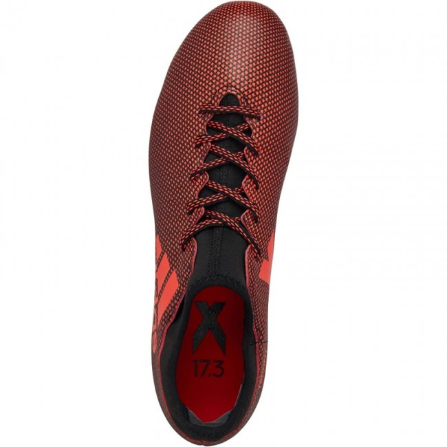 adidas X 17.3 SG Black/Solar Red/Solar Orange