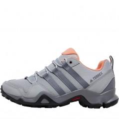 adidas TERREX AX2R Hiking Grey Two/Grey Three/Chalk Coral