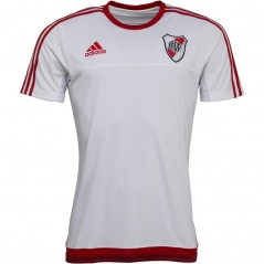 adidas CARP River Plate Jersey White/Power Red/Burgundy
