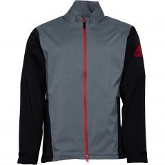 adidas Golf Climaproof Heathered Rain Vista Grey/Black