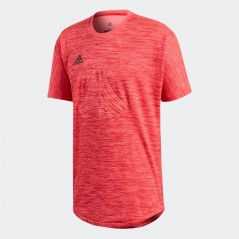 adidas Tango Terry Jersey Real Coral