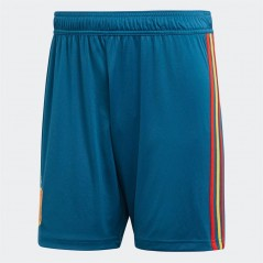 adidas Spain Home Replica Tribe Blue/Red/Gold