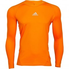 adidas AlphaSkin Sport TechCompression Lucid Orange