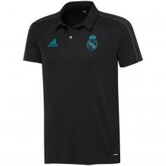 adidas RMCF Real Madrid Polo Black