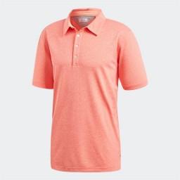 adidas Golf Adipure Polo Sun Glow