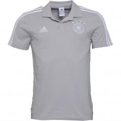 adidas Germany Polo Grey Two/White