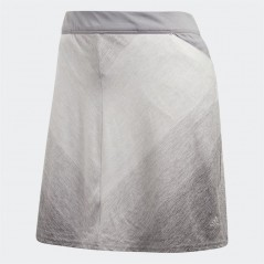 adidas Golf Rangewear A-Line Skort Grey Three
