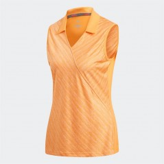 adidas Golf Polo Real Gold