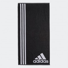 adidas Small Towel Black/White