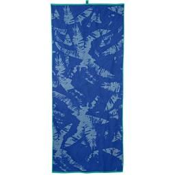 adidas Beach Towel Hi-Res Blue/Hi-Res Green
