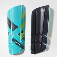 adidas Ghost Pro Shin Guards Legend Ink/Energy Aqua/Solar Yellow
