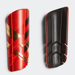 adidas Ghost Pro Shin Guards Solar Red/Red/Black