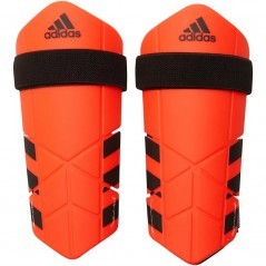 adidas Ghost Lite Shin Guards Solar Red/Black