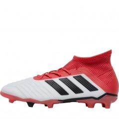 adidas Junior Predator 18.1 FG White/Black/Real Coral