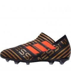 adidas Junior Nemeziz Messi 17+ 360 Agility FG Black/Solar Red/Tactile Gold