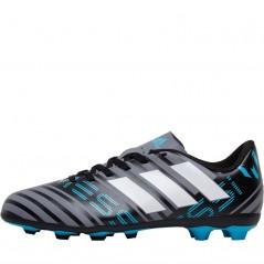 adidas Junior Nemeziz Messi 17.4 FxG Grey/White/Black