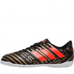 adidas Junior Nemeziz Messi Tango 17.4 IN Black/Solar Red/Tactile Gold